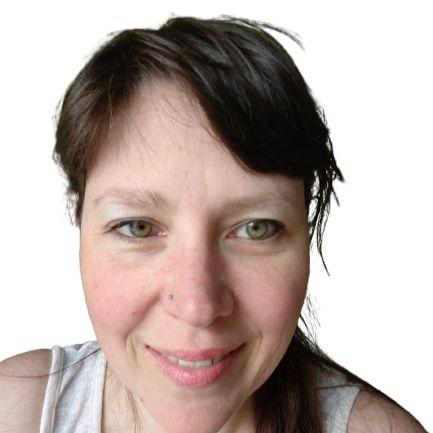 Claudie, docente de francés en línea